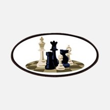 Chess Pieces Game Patches