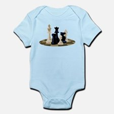 Chess Pieces Game Body Suit