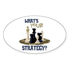 WHATS YOUR STRATEGY? Decal