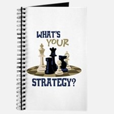 WHATS YOUR STRATEGY? Journal
