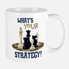 WHATS YOUR STRATEGY? Mugs
