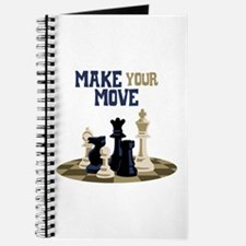 MAKE YOUR MOVE Journal