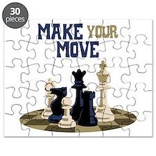 MAKE YOUR MOVE Puzzle