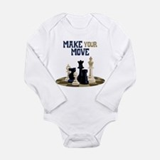 MAKE YOUR MOVE Body Suit