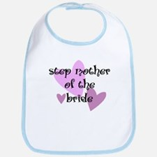 Step Mother of the Bride Bib