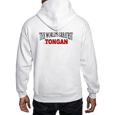 """The World's Greatest Tongan"" Hoodie"