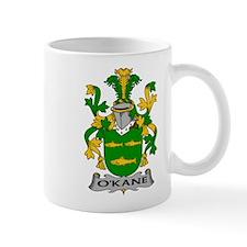 OKane Family Crest Mugs