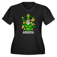 OKane Family Crest Plus Size T-Shirt