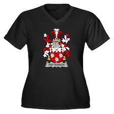 Patterson Family Crest Plus Size T-Shirt