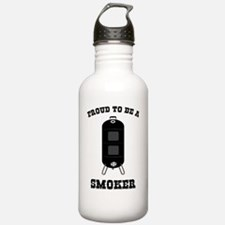 Proud to be a Smoker - Water Bottle