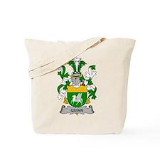 Quinn Family Crest Tote Bag