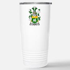 Quinn Family Crest Travel Mug