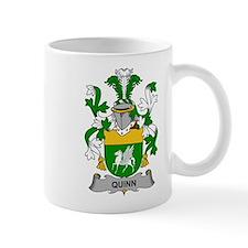 Quinn Family Crest Mugs