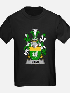 Quinn Family Crest T-Shirt