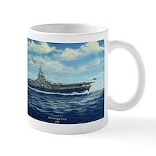 USS Intrepid, CV-11, 1945 Mugs