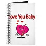 Love You Baby Journal
