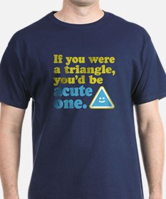 Acute Triangle T-Shirt
