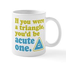 Acute Triangle Mug