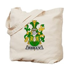 Reilly Family Crest Tote Bag