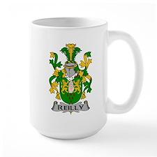 Reilly Family Crest Mugs