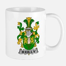 Reilly Family Crest Mugs