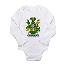 Reilly Family Crest Body Suit