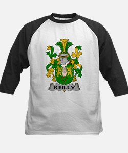 Reilly Family Crest Baseball Jersey