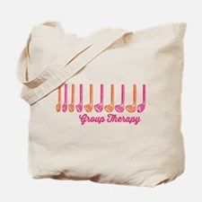 Golf Group Therapy Tote Bag