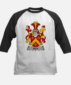 Rich Family Crest Baseball Jersey