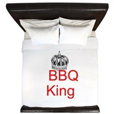 BBQ King King Duvet