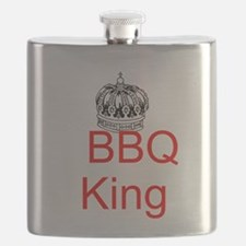 BBQ King Flask