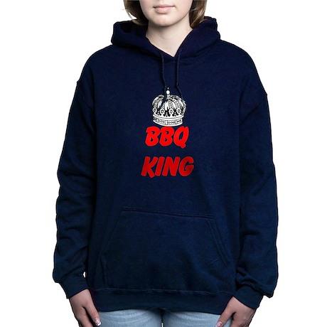 BBQ King Hooded Sweatshirt