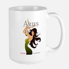 The Shopping Addicts Aries Mugs