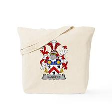 Sanders Family Crest Tote Bag