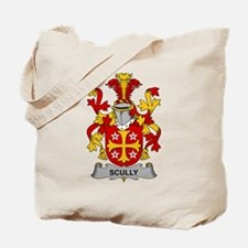 Scully Family Crest Tote Bag