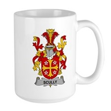 Scully Family Crest Mugs