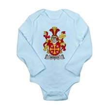 Scully Family Crest Body Suit