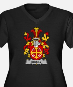 Scully Family Crest Plus Size T-Shirt