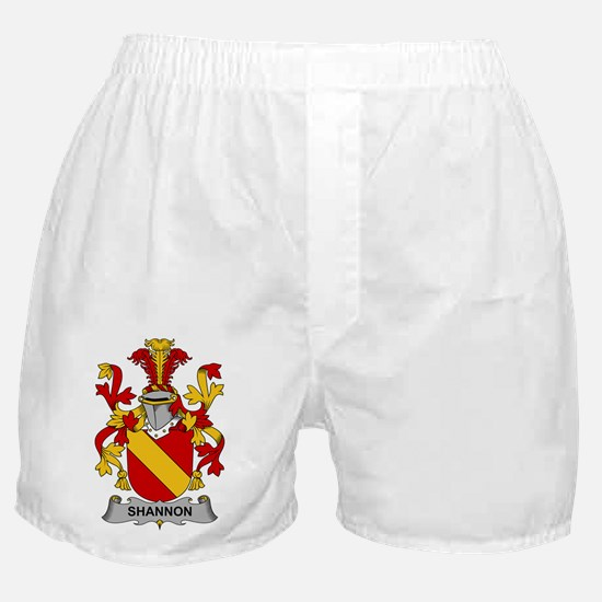Shannon Family Crest Boxer Shorts