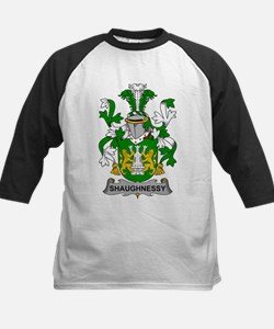 Shaughnessy Family Crest Baseball Jersey