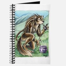 Furry Werewolf Shaman Journal