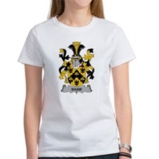 Shaw Family Crest T-Shirt