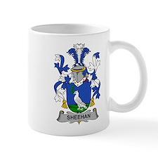 Sheehan Family Crest Mugs