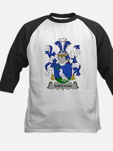 Sheehan Family Crest Baseball Jersey