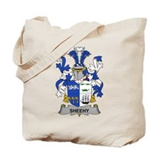 Sheehy Family Crest Tote Bag