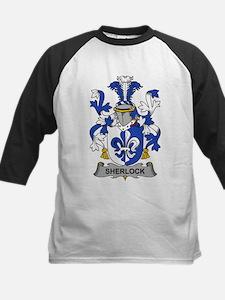 Sherlock Family Crest Baseball Jersey