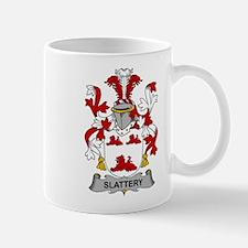 Slattery Family Crest Mugs
