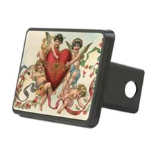 Vintage Valentine's Day Hitch Cover