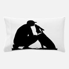 German Shepherd Kiss Pillow Case