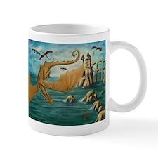 City of Dragons Mugs